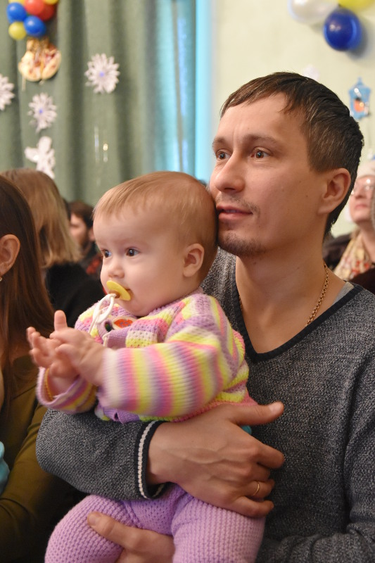 В главном храме Петропавловской и Булаевской епархии прошел Рождественский концерт