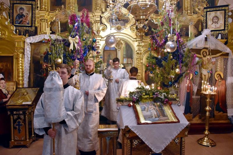 Второй день праздника Святого Богоявления