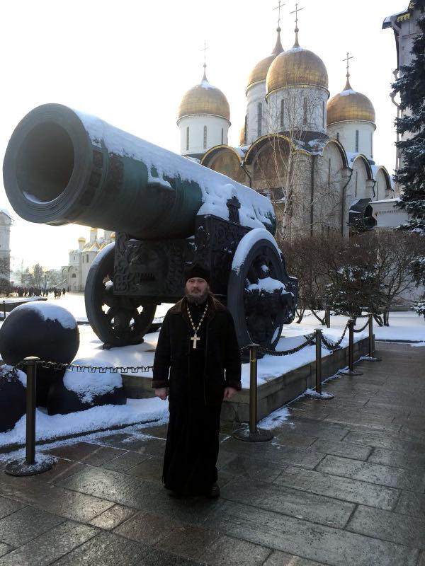 Делегация Петропавловской и Булаевской епархии