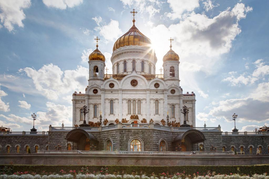 Преосвященнейший епископ Владимир принял участие в торжествах по случаю годовщины интронизации Патриарха Кирилла