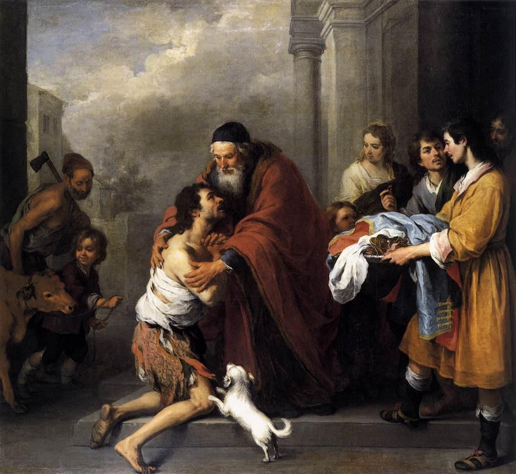 Архиерейское богослужение в седмицу о Блудном сыне