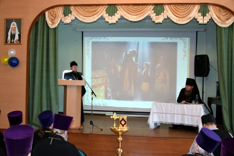 Первые Епархиальные курсы повышения квалификации для священнослужителей Петропавловской и Булаевской епархии