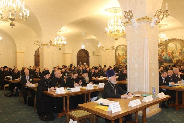 Руководитель профильного Епархиального отдела принял участие в работе секции Международных Рождественских чтений «Церковь и тюремное служение»