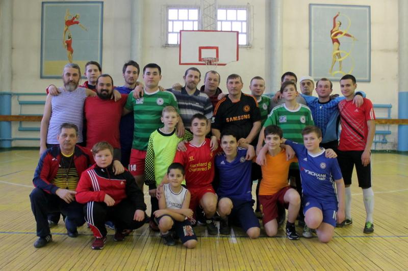 День спорта в школе преподобного Сергия Радонежского