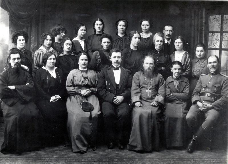 Петропавловская женская гимназия