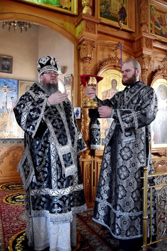 Праздник обретения главы Иоанна Предтечи в Кафедральном соборе