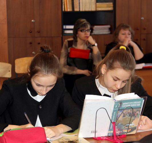 Семинар для педагогов города прошел в Средней Школе в честь прп. Сергия Радонежского