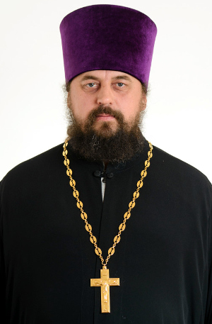 Иерей Евгений Кайдаш