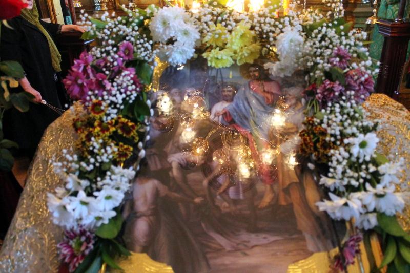 Праздник Входа Господня в Иерусалим