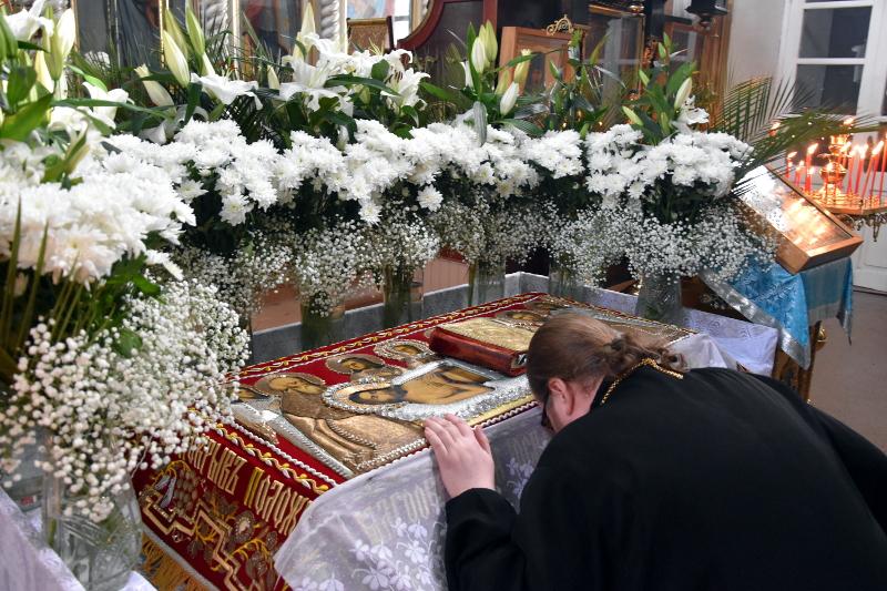 Епископ Владимир посетил храмы Петропавловска