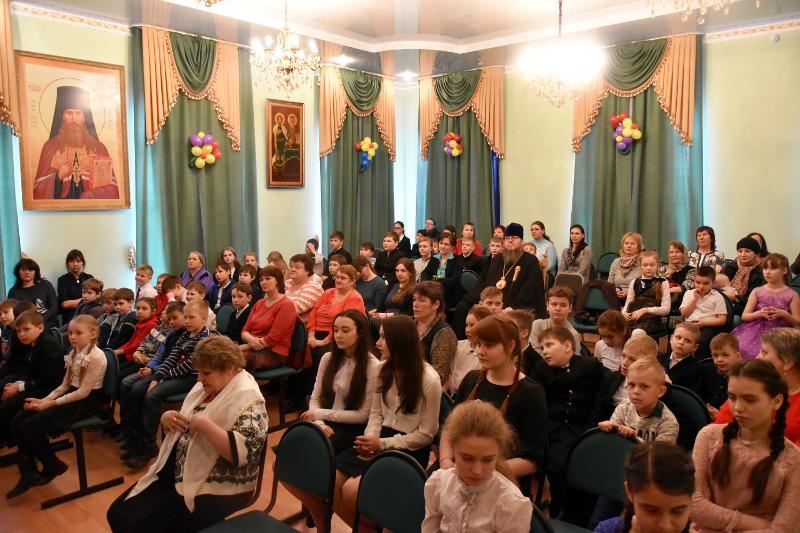 Школьный праздник в честь светлого Христова Воскресения