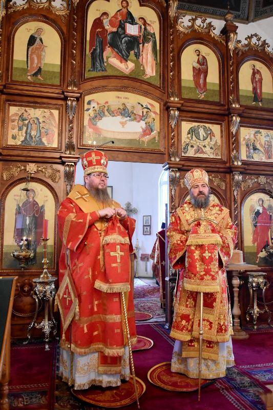 Посещение Владыки Владимира г. Кокчетава