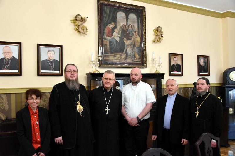 Паломничество правящего архиерея в Польшу