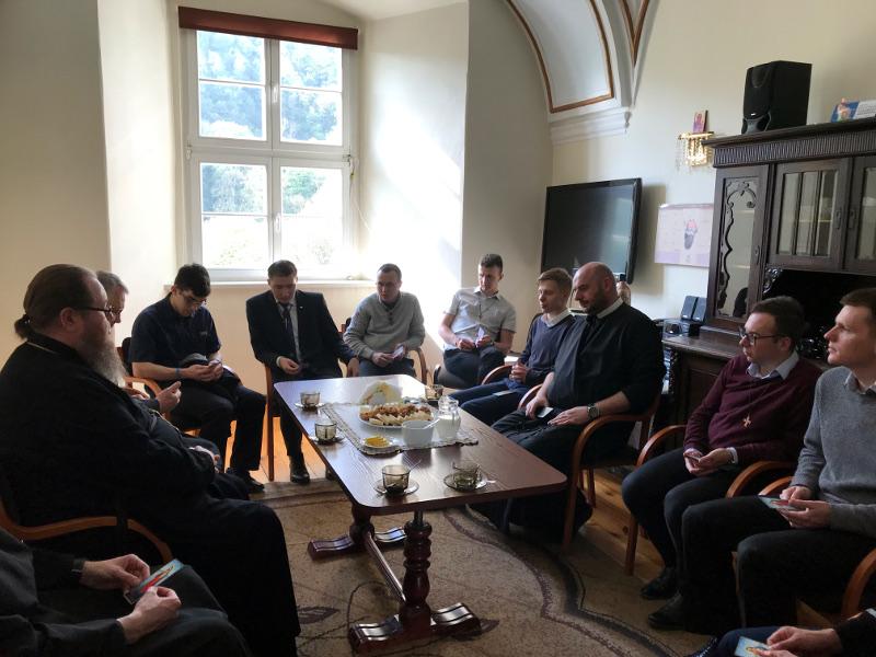 Встречи с общественностью Польши