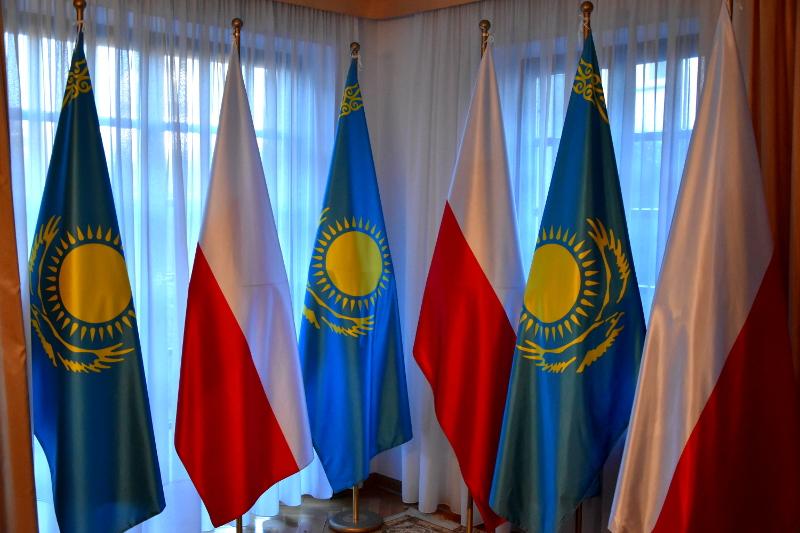 Встреча с послом Республики Казахстан в Польше