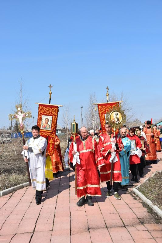 Архиерейское богослужение в праздник Преполовения Пятидесятницы
