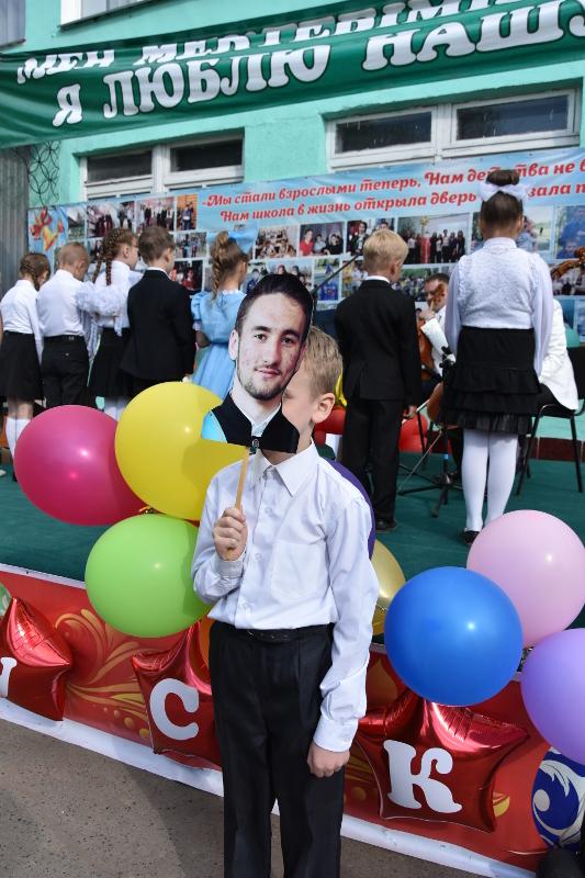 В Средней Школе в честь прп. Сергия Радонежского состоялся Выпускной вечер
