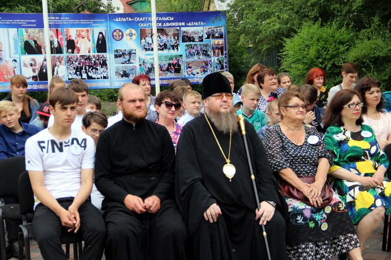 Праздник 20-летия Астаны в Епархиальном Управлении