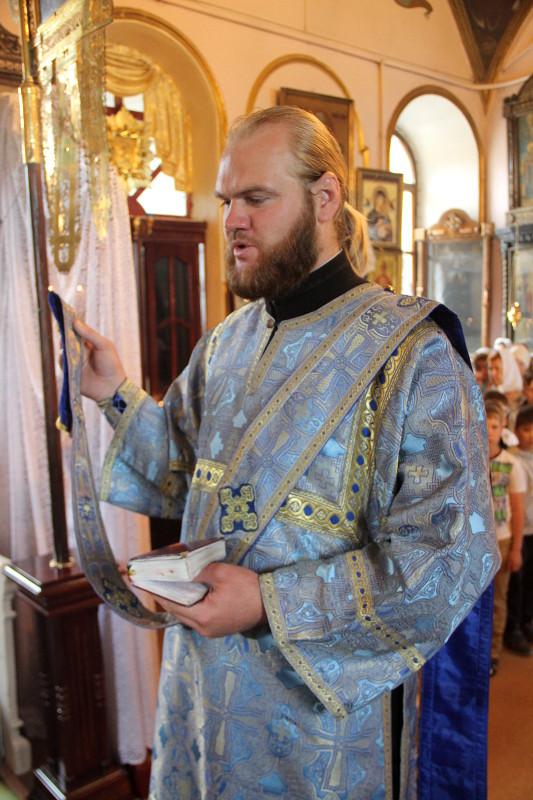 Празднование Владимирской иконы Божией Матери