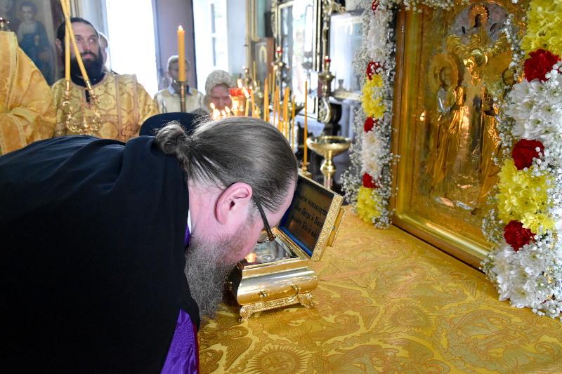 День Святых Первоверховных апостолов Петра и Павла в кафедральном граде