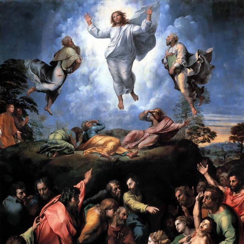 Архиерейское Богослужение накануне Дня Преображения Господня