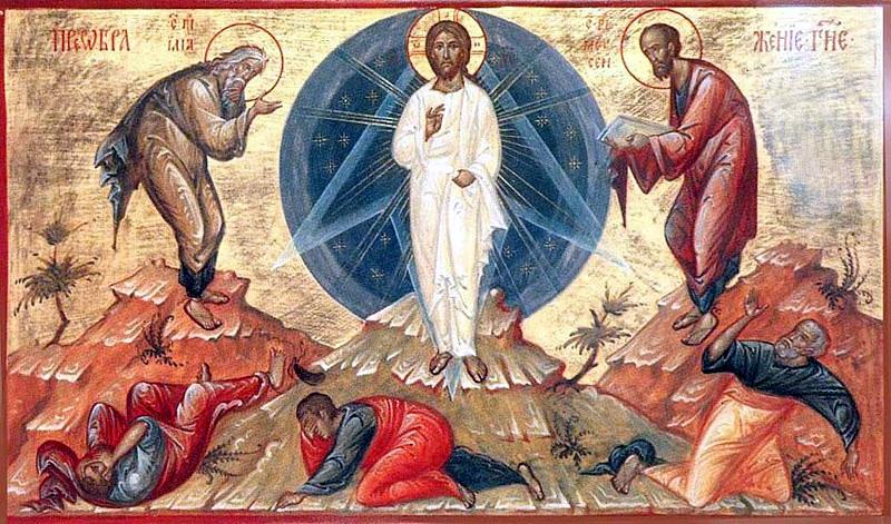 Архиерейская Литургия в День Преображения Господня