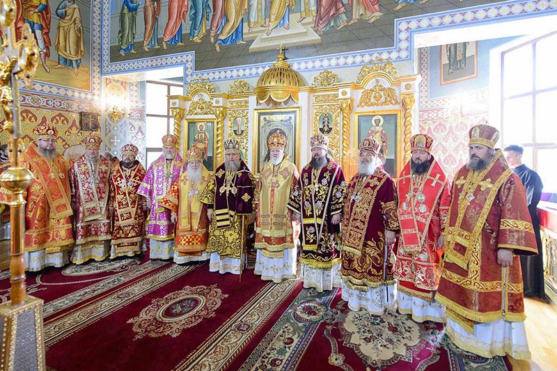 110 лет учреждения и 15 лет возрождения Иверско-Серафимовской обители