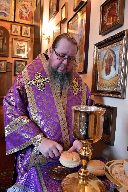 Отдание праздника Воздвижения Честнаго и Животворящего Креста Господня