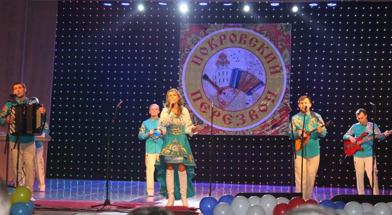 Фестиваль «Покровский перезвон» состоялся в Петропавловске