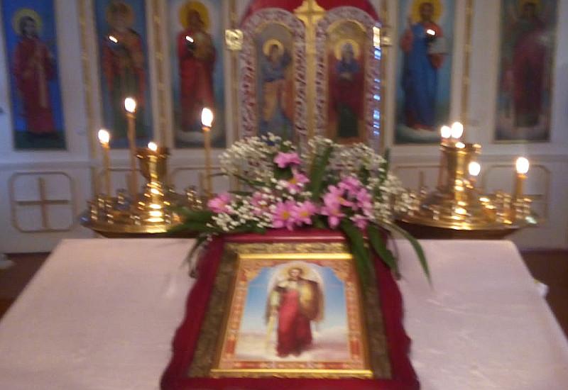 Престольный праздник Архистратига Божия Михаила в храме села Пресновка