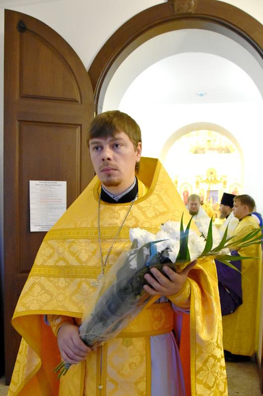 Архиерейское Богослужение в Неделю 27-ю по Пятидесятнице