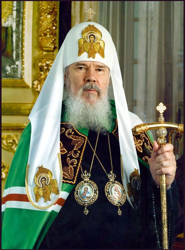 День памяти Святейшего Патриарха Алексия молитвенно почтили в епархии