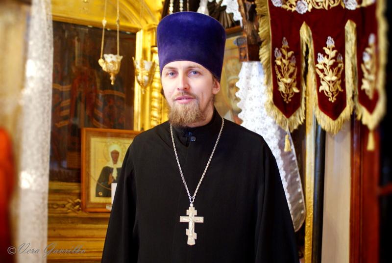 Отец Антоний (Шувакин): «Расту вместе с детьми»