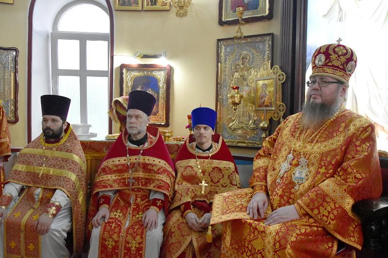 Собор святых Северного Казахстана