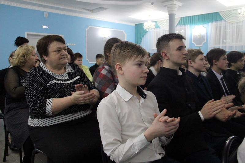 В епархии отметили праздник «День Благодарности»