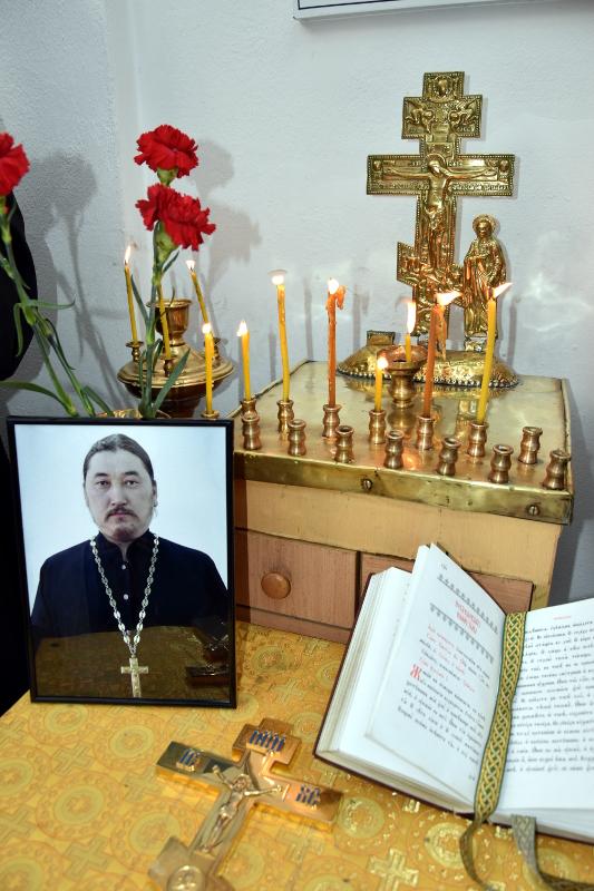 День памяти прот. Димитрия Тапеева