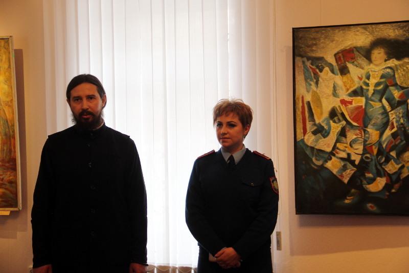 Открытие выставки посвященной Дню православной книги