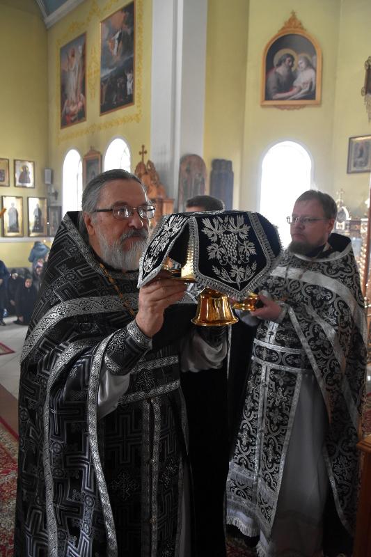 Память великомученика Федора Тирона