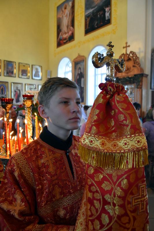 Радоница в кафедральном соборе