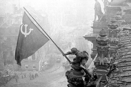 Божественная Литургия в День Великой Победы нашего народа над фашизмом