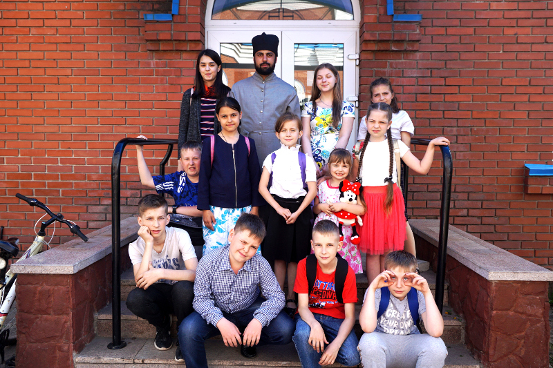 Молодёжь кафедрального собора приняла участие в международной Пасхальной интернет-викторине