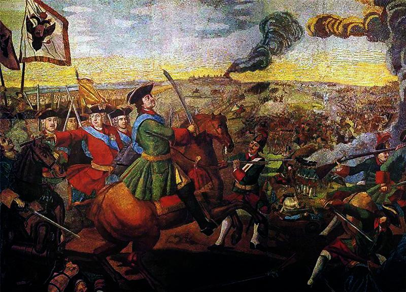 В Кафедральном соборе были подведены итоги Олимпиады, посвященной 310-летию Полтавского сражения