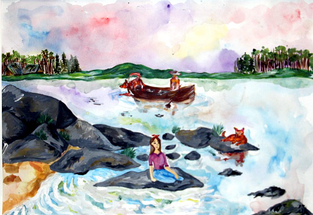 Стали известны победители I Международного детско-юношескогоконкурса рисунка «Пусть всегда будет солнце» 2019 года