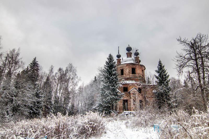 Михайлова Александра. Костромская область