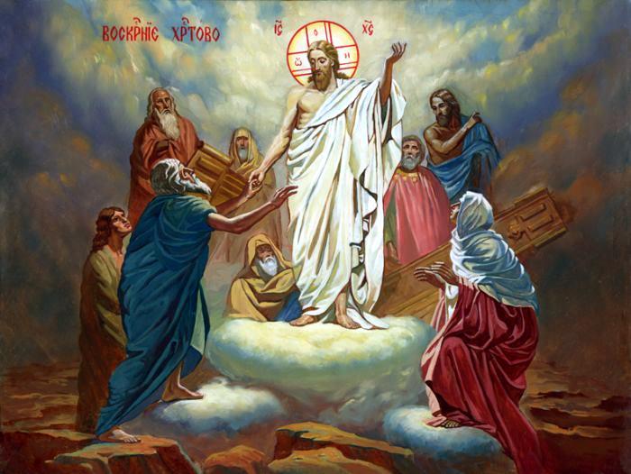 Вечернее Богослужение в день отдания праздника Пасхи