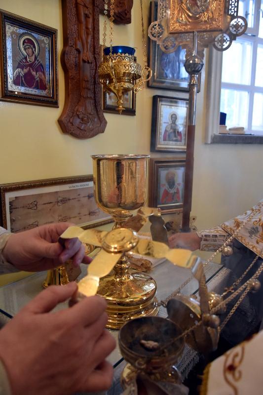 Престольный праздник в главном храме Северного Казахстана