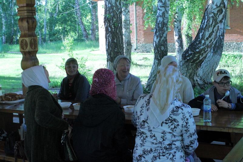 По Святым местам Омской Епархии