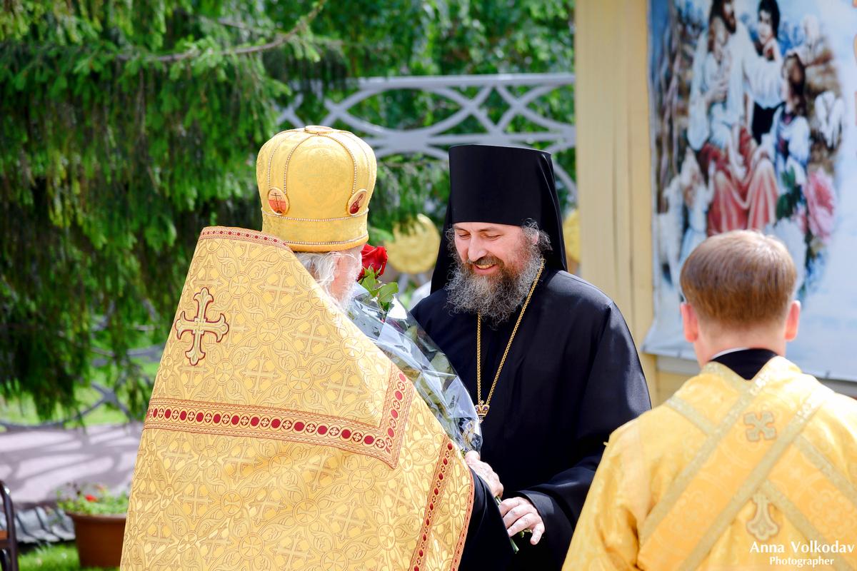 Всенощное бдение накануне праздника святых апостолов Петра и Павла