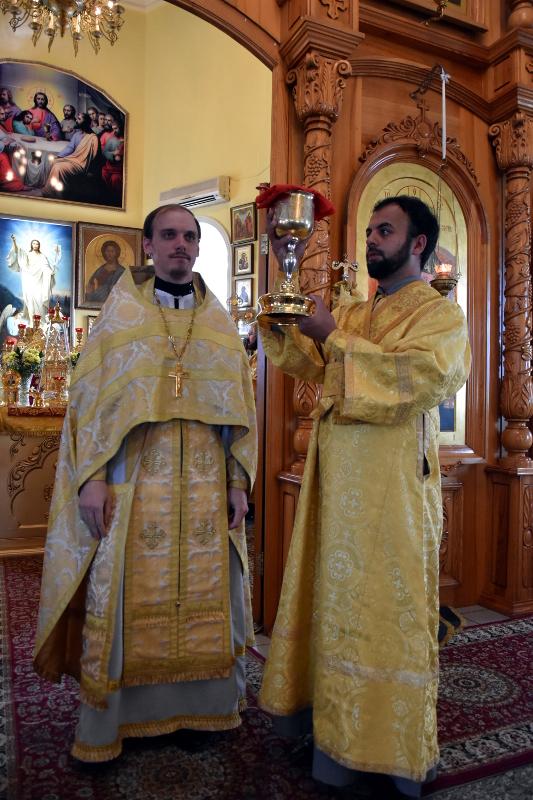 Северный Казахстан принимает мощи великого святителя Николая Чудотворца