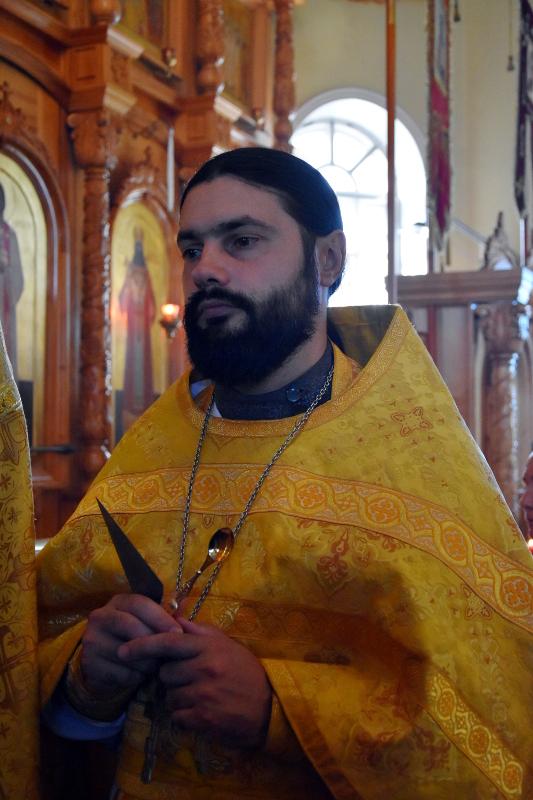 Праздник Крещения Руси в кафедральном соборе